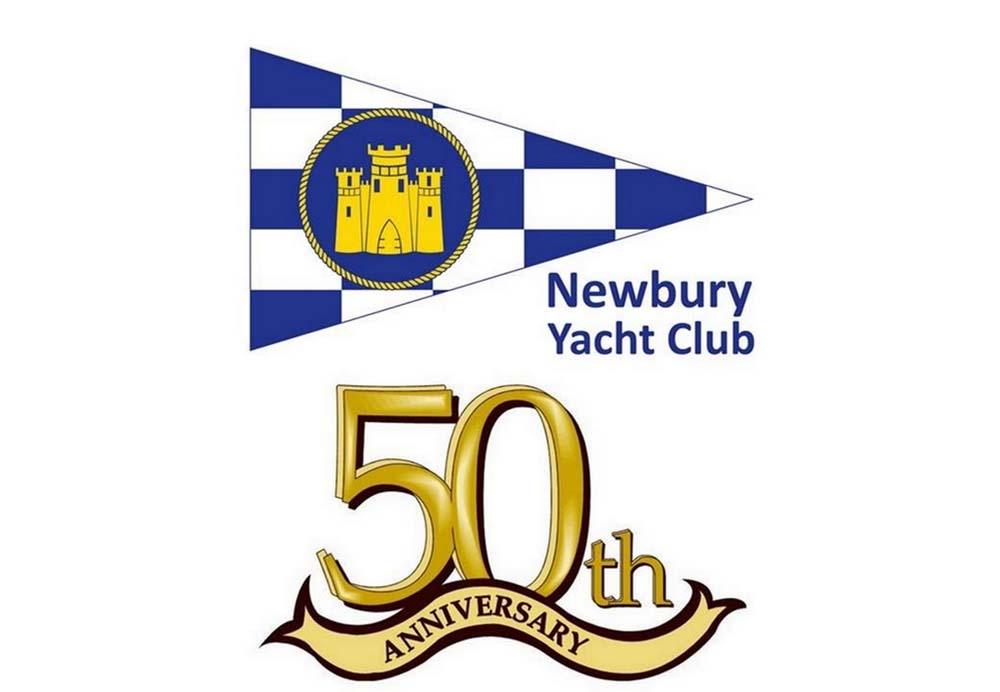 Newbury Yacht Club 50th Celebration Celebration photo book page 1
