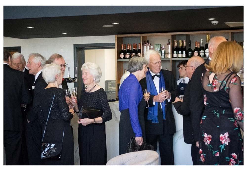 Newbury Yacht Club 50th Celebration Celebration photo book page 10