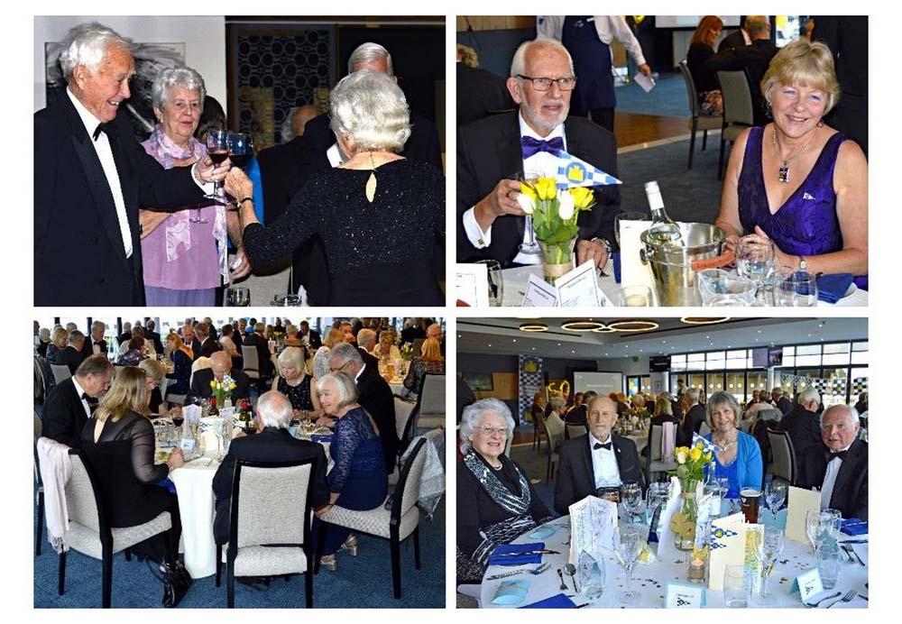 Newbury Yacht Club 50th Celebration Celebration photo book page 16