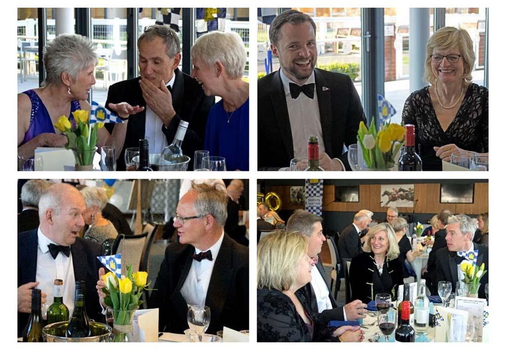 Newbury Yacht Club 50th Celebration Celebration photo book page 17