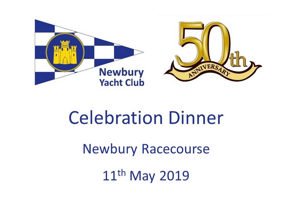 Newbury Yacht Club 50th Celebration Celebration photo book page 2