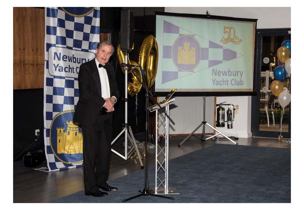 Newbury Yacht Club 50th Celebration Celebration photo book page 20