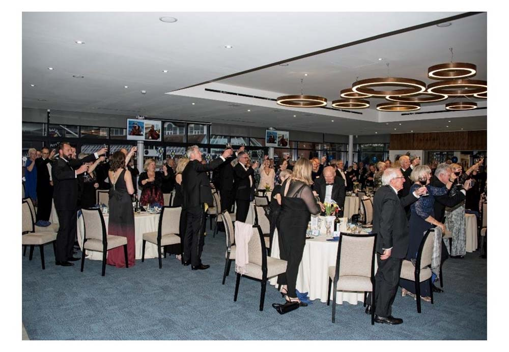 Newbury Yacht Club 50th Celebration Celebration photo book page 21