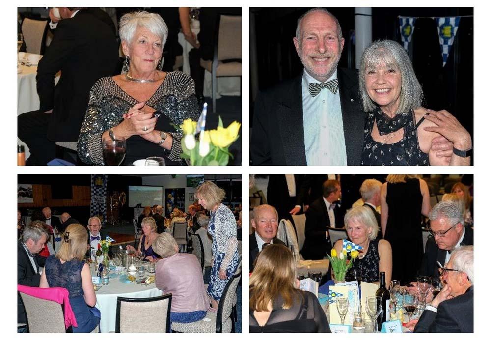 Newbury Yacht Club 50th Celebration Celebration photo book page 28