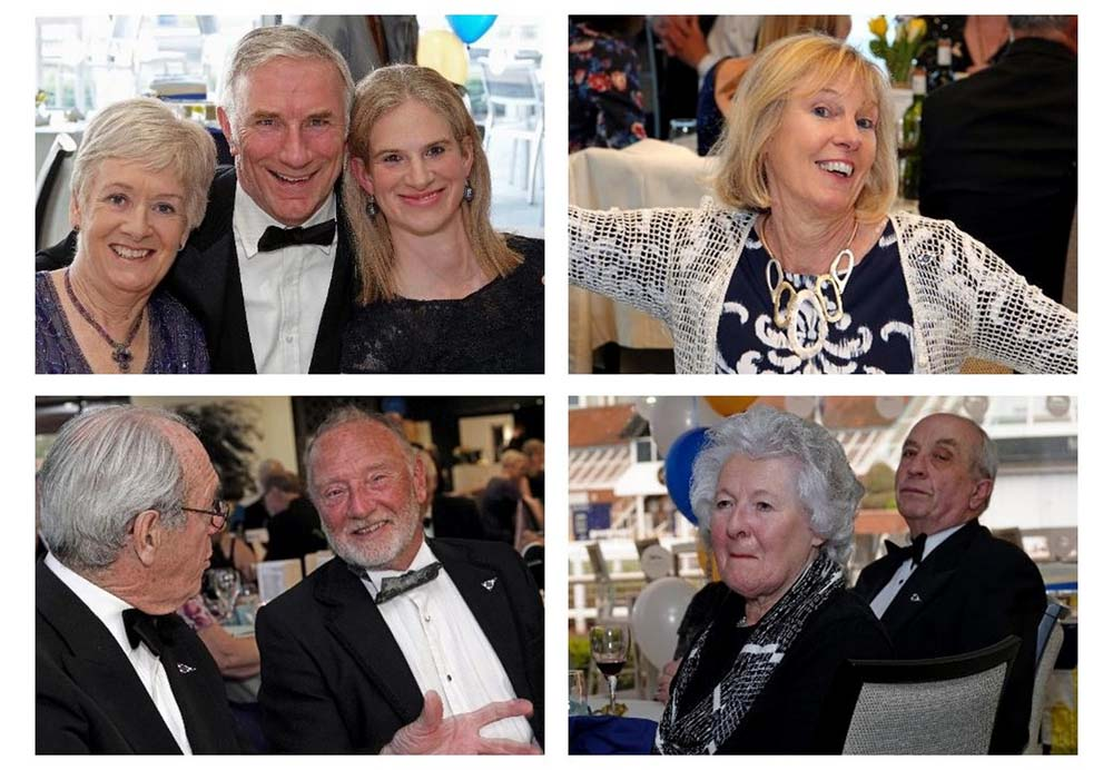 Newbury Yacht Club 50th Celebration Celebration photo book page 31