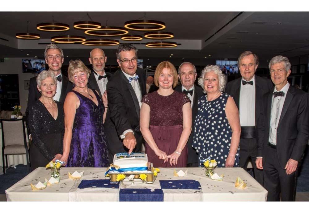 Newbury Yacht Club 50th Celebration Celebration photo book page 5