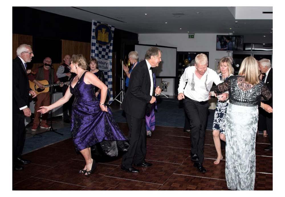 Newbury Yacht Club 50th Celebration Celebration photo book page 51