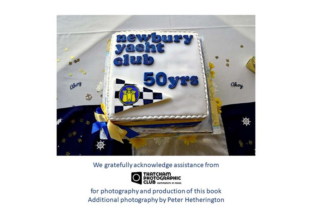 Newbury Yacht Club 50th Celebration Celebration photo book page 61